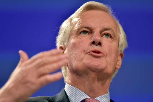 « Il ne s'agit pas d'une punition ni d'une taxe de sortie », a expliqué M. Barnier à l'occasion de la présentation de son mandat pour la négociation à venir.