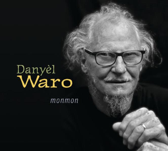 Pochette de l'album« Monmon», de Danyèl Waro.
