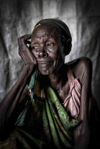 Survivante de l'attaque de Wau Shilluk, « Tibissa»dit avoir 80 ans et avoir assisté à de nombreuses batailles, mais «pas à une guerre d'une telle intensité. Jamais».