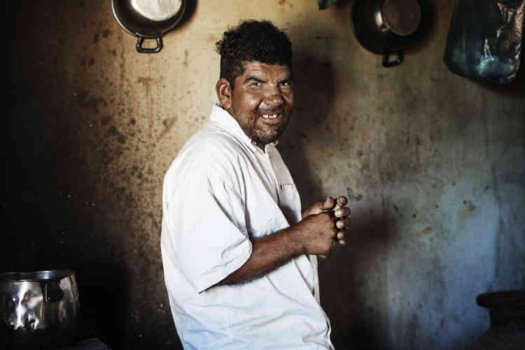 La plupart des familles ne survivent que grâce à la «bolsa familia», un pécule attribué par le gouvernement. C'est le cas pour Petro et le siens.