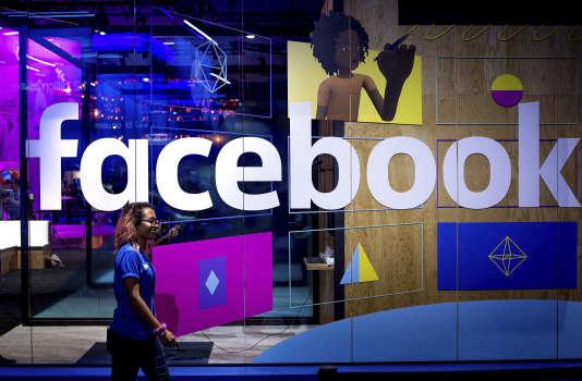 Facebook reconnaît manquer de femmes dans les postes à responsabilité de l'entreprise.