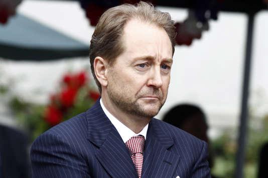 Kjell Inge Rokke en 2012.