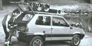 Série limitée« Trekking» en 1992.