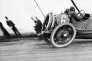 Jacques-Henri Lartigue. Une Delage au Grand Prix de l'Automobile Club de France à Dieppe, en juin 1912.