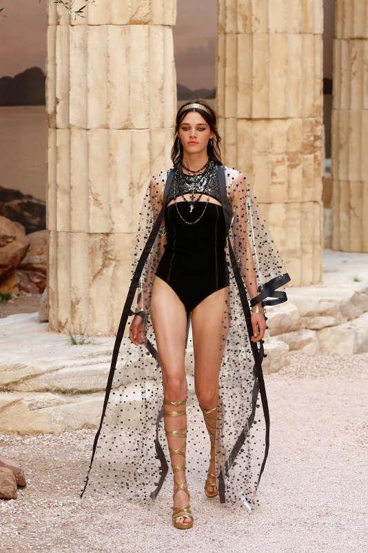 Chanel collection croisière 2018.