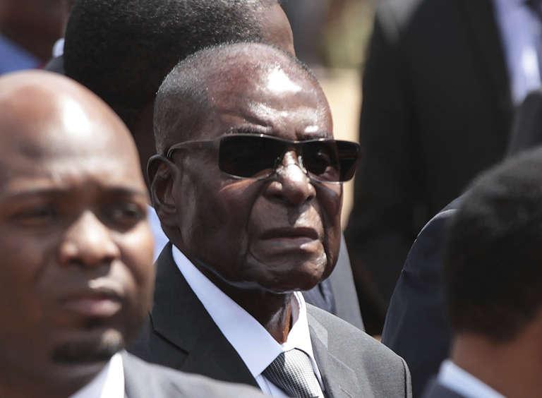 Le Zimbabwe n'a jamais connu d'autre président depuis son indépendance en 1980 et Robert Mugabe a dit son intention de briguer un nouveau mandat lors de l'élection présidentielle de 2018.