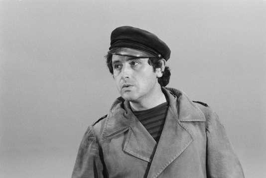Victor Lanoux dans «Vani la merveille», un téléfilm réalisé par Jean-Pierre Marchand, en 1974.