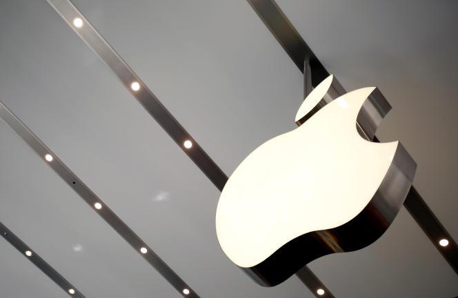 Mardi soir, l'action Apple se revendait 153,97 dollars.