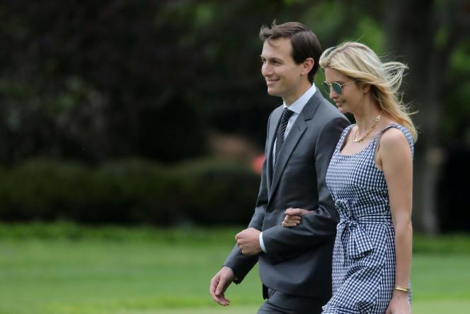 Jared Kushner, 36 ans, est le mari d'Ivanka Trump, fille de Donald Trump