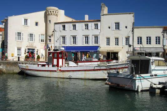 Un Relais & Châteaux en plein cœur de Saint-Martin-de-Ré, face au port.