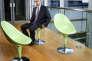 Henri Poupart-Lafarge, le PDG d'Alstom, à Paris, le 3 mai.