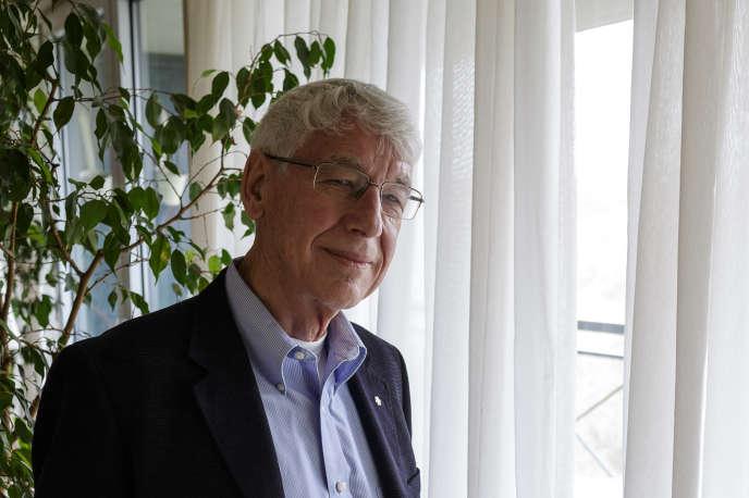 L'oncologue Dr. Ian F. Tannock, à Toronto le 4 mai 2017.