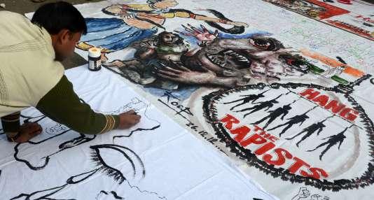 L'horreur vécue par l'étudiante et son compagnon avait déclenché des manifestations massives en Inde en décembre 2012.