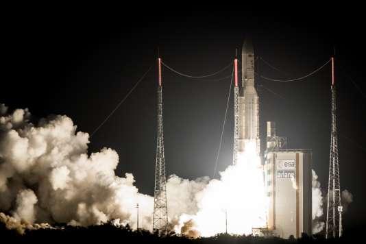 Il s'agit du 78e lancement d'affilée réussi pour Ariane 5.