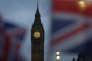 A Londres, le 1erfévrier. Bruxelles pourrait obliger les chambres de compensation à être basées à l'intérieur de l'Union européenne.
