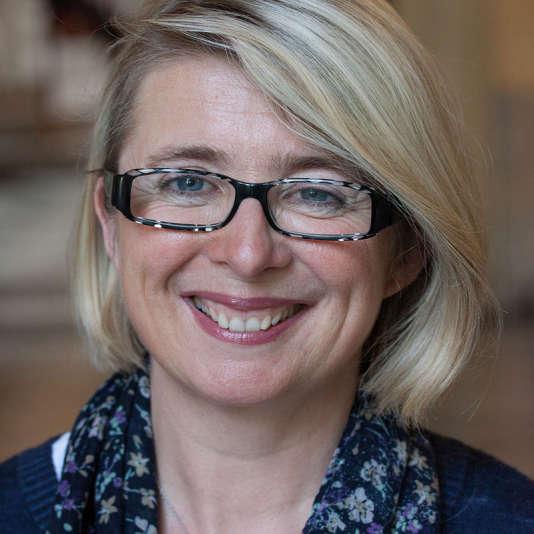 Corinne Erhel, députée socialiste des Côtes-d'Armor, en 2012.