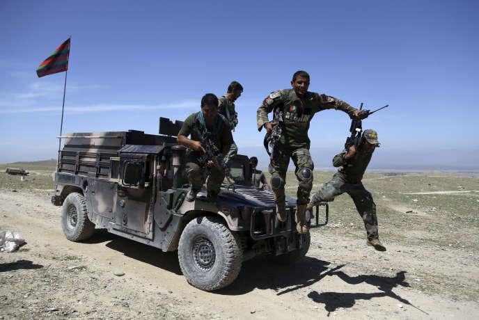 les pertes afghanes ont été très élevées durant l'hiver – avec 807 morts – entre janvier et février, selon un rapport américain.