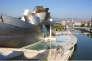 Le Musée Guggenheim de Bilbao, au Pays basque espagnol.