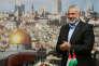 Ismaïl Haniyeh, à Gaza, le 2 juin 2014.