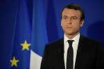 Emmanuel Macron le 7 mai 2017.