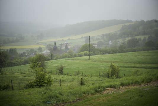 Le village de Brachay, soixante-deux habitants, le 7mai 2017.