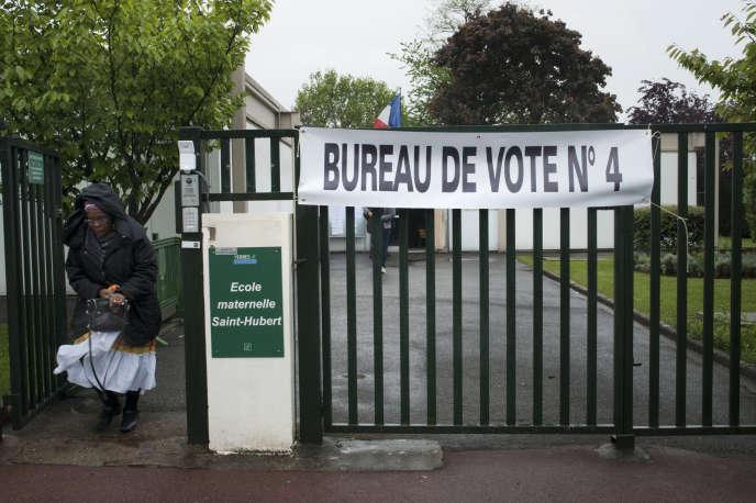 Bureau de vote yerres en direct présidentielle vote du
