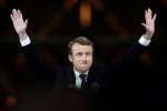 Emmanuel Macron, le 7 mai 2017.