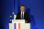 «La réussite de Macron dans la construction d'un populisme qui présente un visage optimiste et favorable à l'Union européenne est importante pour le reste de l'Europe » (Photo: Emmanuel Macron à son QG de campagne, à Paris, au soir du second tour de l'élection présidentielle, le 7 mai).