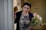 Ia Shugliashvili dans le film géorgien et allemand deNana Ekvtimishvili et Simon Gross,«Une famille heureuse» («Chemi Bednieri Ojakhi»).