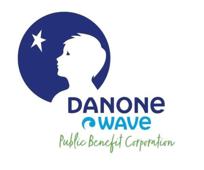 Logo de la nouvelle entité DanoneWave.
