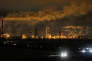 FILE PHOTO: A general view shows the Slavneft-YaNOS refinery owned by Russian oil and gas company Slavneft in Yaroslavl, Russia, January 18, 2017. REUTERS/Maxim Shemetov/File Photo