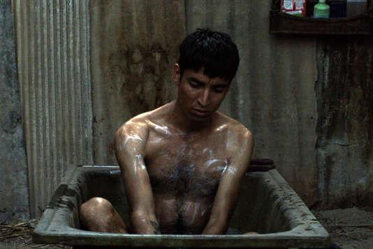 Michael Silva dans le film chilien de Christopher Murray,«Le Christ aveugle» («El Cristo Ciego»).