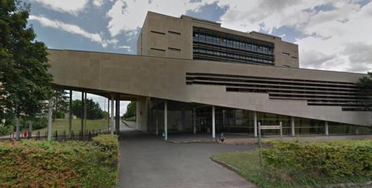 L'université de Bourgogne.