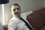 Dès le lendemain du second tour de l'élection présidentielle, Emmanuel Macron était le sujet d'un documentaire «Emmanuel Macron : les coulisses d'une victoire», diffusé sur TF1.