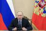 Le président russe, Vladimir Poutine, à Moscou, le 5 mai.