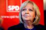 La ministre-présidente du Land de Rhénanie-du-Nord-Westphalie, Hannelore Kraft (SPD), à Herne, le 8 mai 2017.