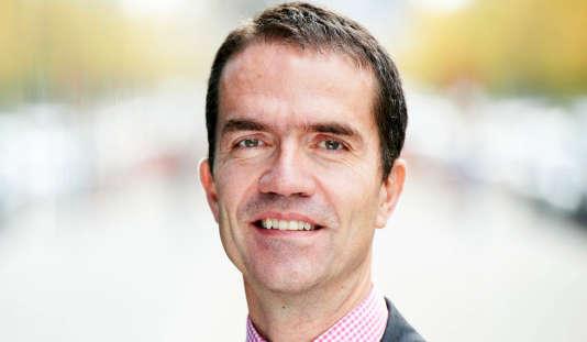 Charles Cuvelliez, professeur à l'Ecole polytechnique de l'université libre de Bruxelles (ULB).