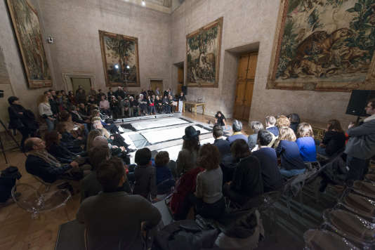 La Villa Médicis organise de nombreux événements gratuits.