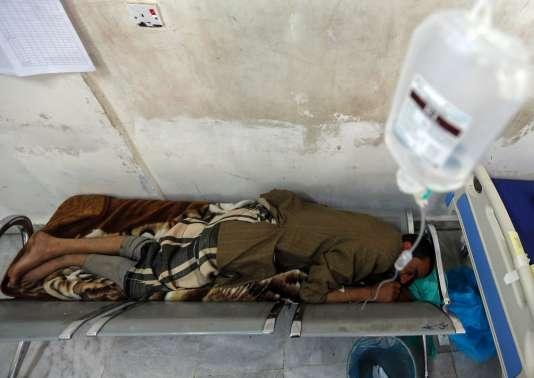 Un dernier bilan fourni mardi 9 mai par l'Organisation mondiale de la santé (OMS) faisait état de 34 morts.