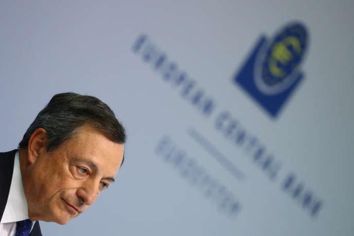 « Les banques centrales ont probablement sauvé le monde en 2008 puis en 2011, mais elles l'ont aussi profondément changé»(Mario Draghi, président de la BCE, en 2017).