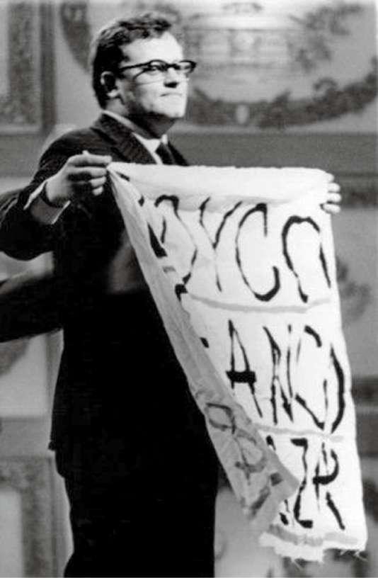 En 1964, les Danois s'opposent à la participation de l'Espagne et du Portugal.