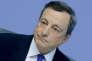 Mario Draghi, le président de la Banque centrale européenne, le 27 avril.