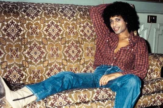 Le chanteur israélien vainqueur du concours de l'Eurovision, en 1978.