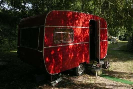 La caravane rouge de Praline Gay-Para et Maëlle Le Gall.