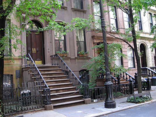 L'appartement de Carrie Bradshaw, avant Big...