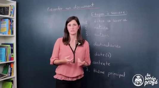 Révisions du bac avec Les Bons Profs