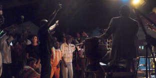©Youri Lenquette.Senegal.05/2015. Saint Louis. Jazz Festival.