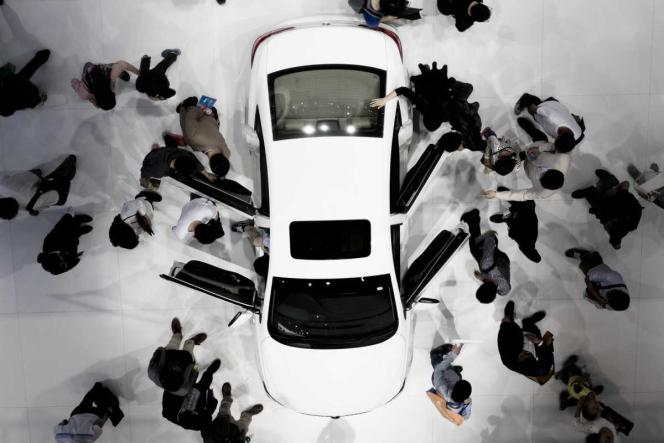 En France comme en Chine, les SUV viennentde franchirla barre des 30% des ventesde voitures neuves.