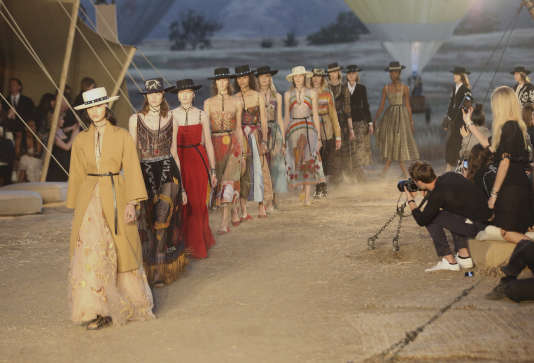 Dior, collection croisière 2018.