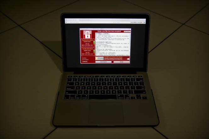 Un« ransomware» a frappé plus de 70 pays vendredi 12 mai.